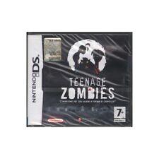 Teenage Zombies Videogioco Nintendo DS NDS Nuovo Sigillato 5060050945947