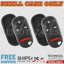 2 For 2000 2001 2002 2003 2004 2005 2006 Insight Remote Shell Case Key Fob Cover