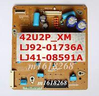 Samsung Plasma X-Main Board  X Board Z Board  42U2P_XM LJ92-01736A LJ41-08591A