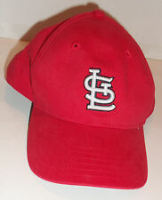 NEW!  BOYS ST. LOUIS CARDINALS RED NOVELTY BASEBALL CAP / HAT