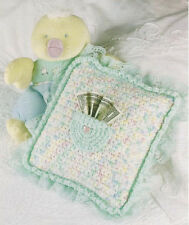 Crochet Pattern ~ TOOTH FAIRY PILLOW ~  Instructions