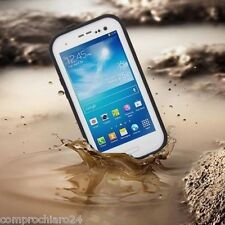 Custodia Impermeabile Samsung Galaxy S4 IV i9500 Bianco - Waterproof Cover