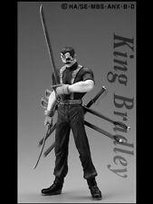 Fullmetal Alchemist Square Enix Anime Trading Arts Vol.2 Figure Metallic Bradley
