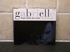 Gabrielle - Forget About The World (inc. Give Me A Little More Time) CD Single