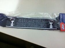 AFL GEELONG CATS MINI SCARF  2009 PREMIERS 14 CM LONG BRAND NEW