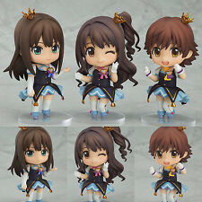 Nendoroid Co-de Cinderella Girls Rin Uzuki Mio My First Star Set The Idolmaster
