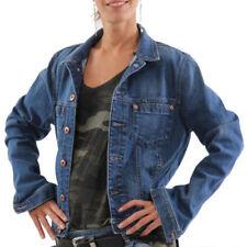 Manteaux et vestes Diesel en denim pour femme