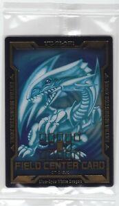 YU-GI-OH, Blue-Eyes W. Dragon/Blauäugiger w. Drache Field Center LGB1 OVP Sealed