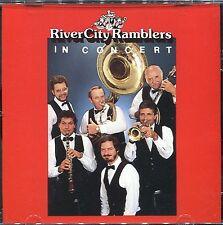 RIVER CITY RAMBLERS - IN CONCERT - AUDIO CD - 11 TRACKS - UNDATED