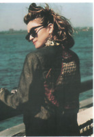 Madonna Carte Postale Postcard 7