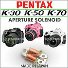 Pentax K-30 K-50 K-70 K-S1/S2 K-500 Genuine White Solenoid Part - Japan -
