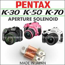 Pentax K-30 K-50 K-70 K-S1/S2 K-500 Genuine White Solenoid Part - Japan -
