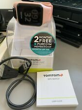Tomtom Runner 2 GPS Watch With Bluetooth Headphones