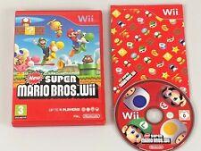 Wii - New Super Mario Bros. - Complete