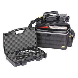 PLANO TACTICAL 1712500 Range Ready Bag,Black,16-3/4 in. L