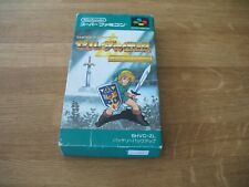 SNES Super Famicom game - Legend of Zelda A Link to the Past boxed NTSC Japanese