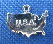 Vintage Sterling Silver U.S.A Charm