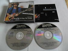 Frank Zappa - Shut Up And Play Yer Guitar (2CD FAT BOX 2001)