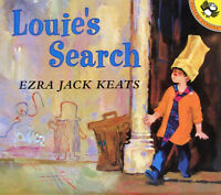 Louie's Search by Ezra Jack Keats (Paperback) FREE shipping $35