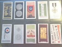 1950 The Collector Fascinating Hobbies Coins Trade set 25 cards like tobacco