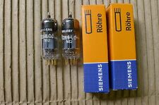 2Pcs.  NOS  SIEMENS E288CC/8223 Matched Pair