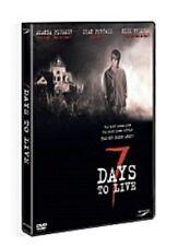 SEVEN DAYS TO LIVE DVD THRILLER NEU