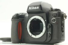 【Excellent+++++】Nikon F100 35mm SLR Film Camera Black Body Only from Japan #549
