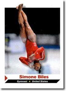 2013 Sports Illustrated SI for Kids #292 SIMONE BILES Gymnastics Card (QTY)