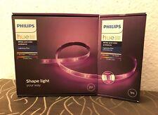 Philips HUE Lightstrip Plus (Basis 2m + 1m Erweiterung) NEU OVP