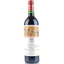 1 BOUTEILLE Chateau Mouton Rothschild 1991 1er Cru Classe 1855  PAUILLAC