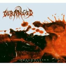 Deranged-obscenities in B-flat CD NUOVO OVP