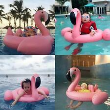 Summer Baby Swimming Pool Inflatable Pink Flamingo Swim Float Water Fun Pool Toy