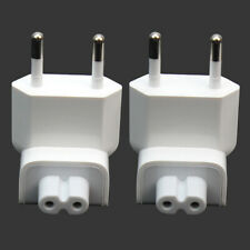 2x European USB Wall Charger AC Adapter Connector EU Power Plug For IPod IPhone