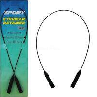 """16.7"""" Metal Cable Eyewear Retainer Holder Cord Sunglass Outdoor Sports Fishing"""