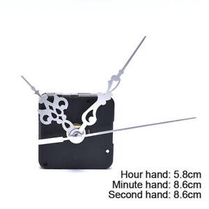1set Quartz Clock Movement Mechanism Hands Wall Repair Tool Parts Silent KiNWJN