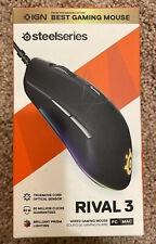 SteelSeries Lightweight Gaming Mouse Rival 3
