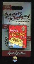 Disney Cereal Box Winnie the Pooh Honey Pots LE Disney Pin