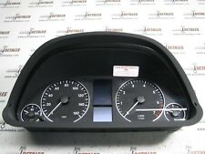 Mercedes A class W169 1.7 petrol, speedometer cluster A1694400511 used 2010
