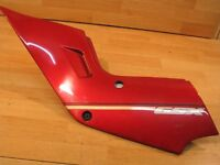Suzuki GSX1100F GV72C 1988 - 1994 Seitendeckel side cover links