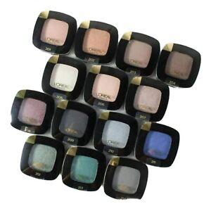 L'Oréal Paris Colour Riche Monos Eyeshadow CHOOSE YOUR SHADE