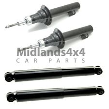 For JEEP GRAND CHEROKEE COMMANDER WH WK FRONT REAR SHOCK ABSORBERS STRUTS