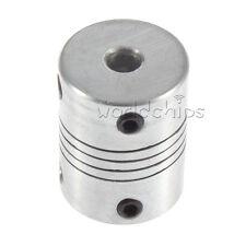 5x8mm CNC Motor 3D PrinterJaw Shaft Coupler 5 -8mm Flexible Coupling 5mmx8mm