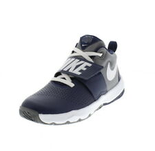 Scarpe Basket Junior Nike 881941 401 Team Hustle D 8 Navy/white-cool Grey 36.5 4.5y Non applicabile