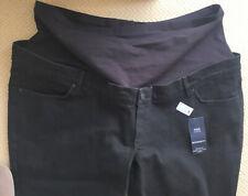 Neues AngebotM&s Maternity Größe 22s über Bump Panel Jeans Bnwt Schwarz