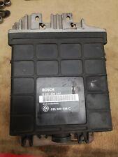 VW GOLF 3 III VENTO 1.4 ABD Unidad de control del motor 030906026c/0261200257