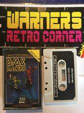 Spectrum Zx Sinclair Bmx Racers Retro Computer Game Boxed