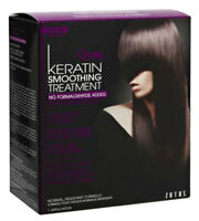 Quantum By Zotos Keratin Smoothing Treatment for Normal Hair Kit from Zotos