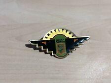 Vintage British Airways SkyFlyers Plastic Badge
