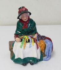 Vintage 1948 Royal Doulton Silks & Ribbons Hn2017 Porcelain Figurine ~ Free Ship