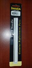 Iwata Fluid Needle .50mm I7175 For Revolution Series TR1 & TR2, UPC 734748171752